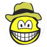 Van Gogh smile   sticker_sheets