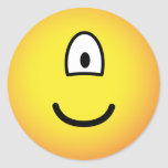 Cyclops emoticon   sticker_sheets