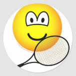 Tennis emoticon   sticker_sheets