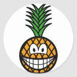 Pineapple smile   sticker_sheets