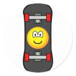 Skateboard emoticon   sticker_sheets