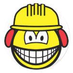 Builder smile   sticker_sheets