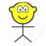 Stickfigure buddy icon man  sticker_sheets