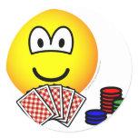 Poker emoticon   sticker_sheets