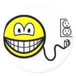 Unplugged smile Sad  sticker_sheets