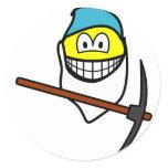Bashfull smile Seven Dwarves  sticker_sheets