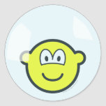 Buddy icon living in a bubble   sticker_sheets