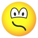 Schizophrenic emoticon   sticker_sheets