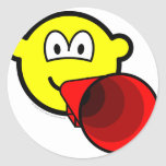 Megaphone buddy icon old  sticker_sheets