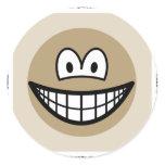 Sepia picture smile   sticker_sheets