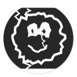 Lightning emoticon   sticker_sheets
