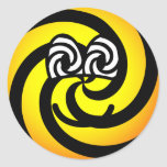 Hypnotic emoticon   sticker_sheets