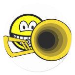 Trombone smile   sticker_sheets