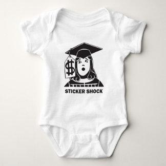 Sticker Shock Baby Bodysuit