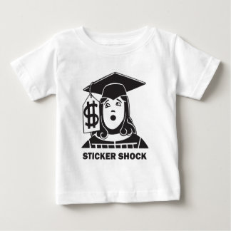 Sticker Shock Baby T-Shirt