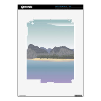 sticker tablet skins for iPad 2