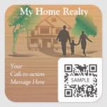 Sticker Template My Home Realty