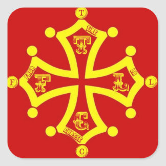 sticker TLCF Cross OC