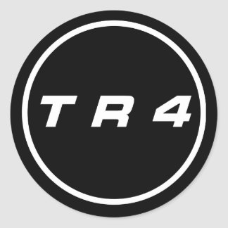 Sticker TR4