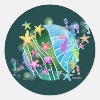 Sticker - Under The Sea