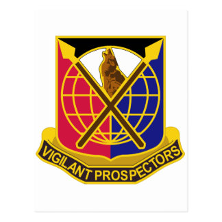 STICKER US ARMY UNIT 904TH Contingency Contracting Postcard