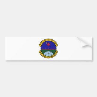 STICKER USAF 460th Medical Operations Squadron Emb