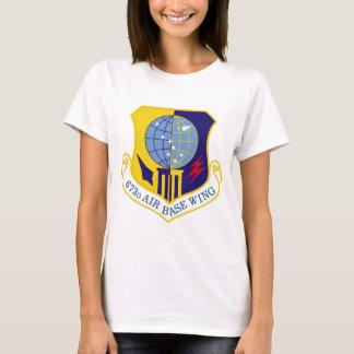 STICKER USAF 673rd Civil Engineer Group Emblem T-Shirt