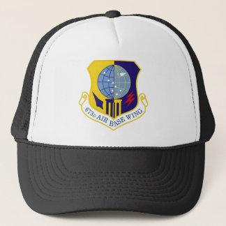 STICKER USAF 673rd Civil Engineer Group Emblem Trucker Hat