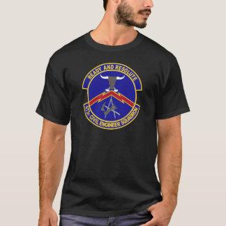 STICKER USAF 673rd Civil Engineer Squadron Emblem T-Shirt