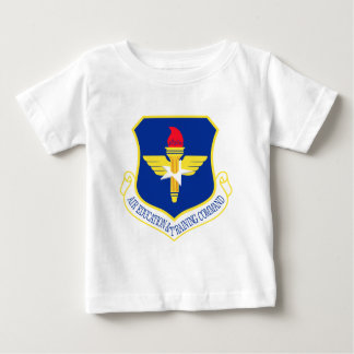 STICKER USAF AIR EDUCATION N TRAINING COMMAND BABY T-Shirt