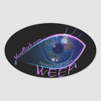 Sticker-WEEP the band logo