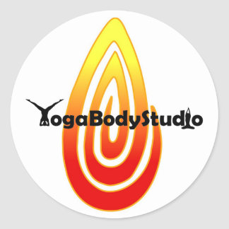 Sticker Yoga Body Studio