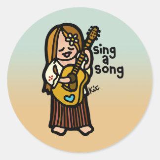 sticker your guitar.