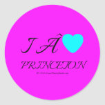 i  [Love heart]   princeton &  roc royal i  [Love heart]   princeton  Stickers