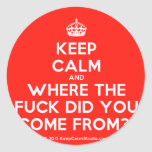 [Crown] keep calm and where the fuck did you come from?!  Stickers