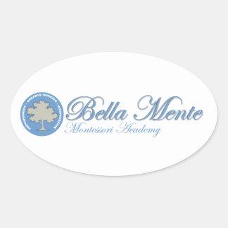 Stickers- Bella Mente Charter Stickers