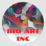 Stickers - Biological Art