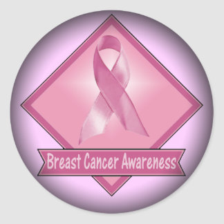 Stickers - Breast Cancer Awareness