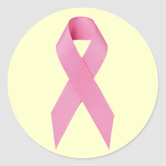 Stickers - Breast Cancer Ribbon