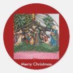 Stickers/Christmas/Nativity
