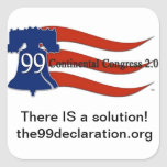 Stickers - Continental Congress 2.0