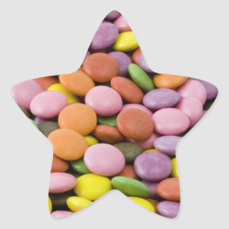 Stickers - Easter Candy Star