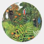 Stickers: Exotic Landscape (Paysage Exotique)