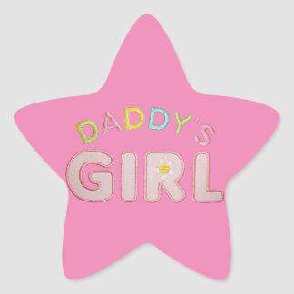 Stickers for Daddy's Girl