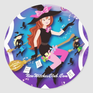 Stickers for young girls