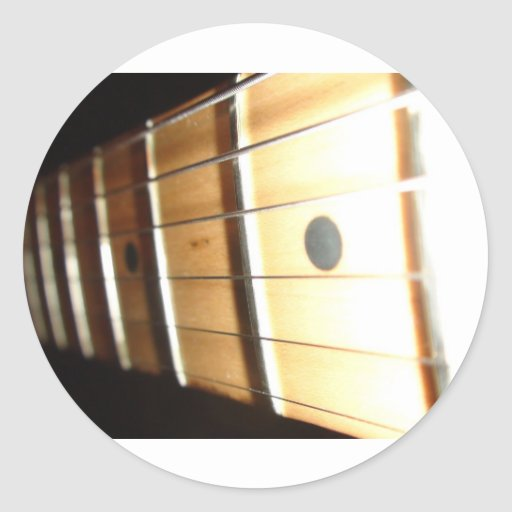 Stickers - Guitar Frets