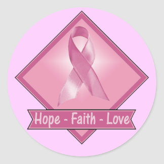 Stickers - Hope Faith Love