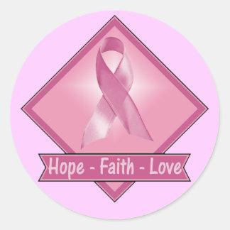 Stickers - Hope Faith Love