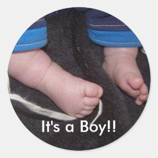 STICKERS  It's a Boy!!