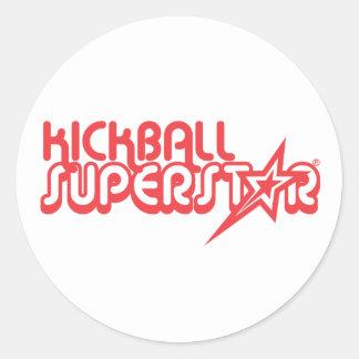 Stickers - Kickball Superstar